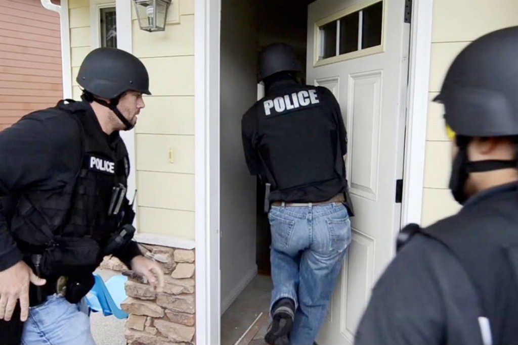 What Should I Do If I've Been Searched Without A Warrant?